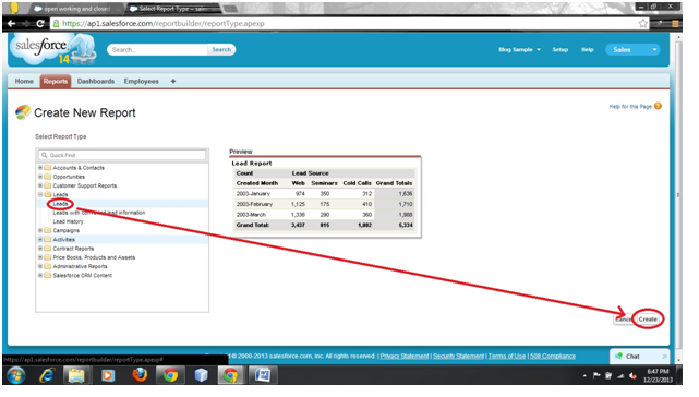 How To Create Bucket Fields In Your Salesforce Reports