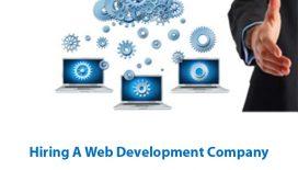 Hiring-A-Web-Development-Company