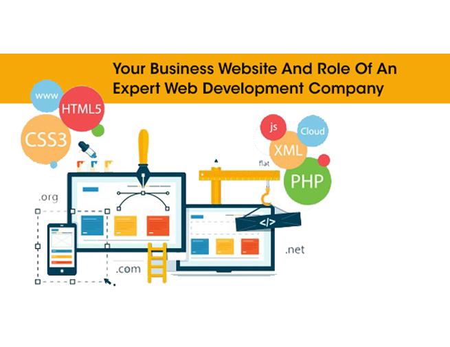 An-Expert-Web-Development-Company