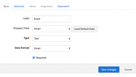 How to use HTML5 Form validation in Pardot Form